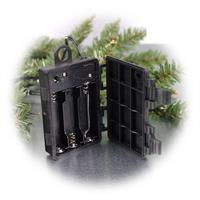 batteriebetriebene LED Dekoration für die Weihnachtszeit
