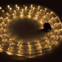 witterungsbeständige LED Dekobeleuchtung mit warmweißem Lichtschein