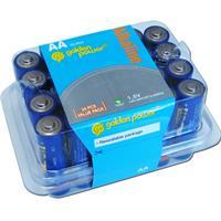24er Haushaltspack Mignon-Batterie Typ AA 1,5V