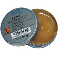 Soldering grease 50g in tin box, quality of FELDER