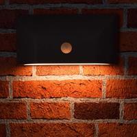 LED Wandleuchte mit PIR-Bewegungsmelder