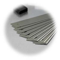 10 Klingen für Bastelmesser als Ersatz, Klingenstärke ca. 0,5mm