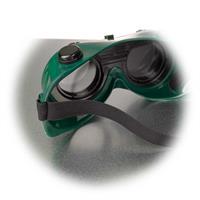 Schweißerbrille mit Gummiband für perfekten Tragekomfort
