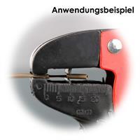 Zange zum Abisolieren für Kabel von 0,2 bis 6mm² Querschnitt