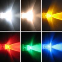 LED Leuchtmittel E10 in 6 verschiedenen Farben