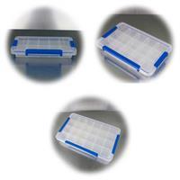 Kunststoffbox in 3 Größen für Kleinteile