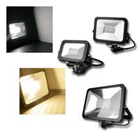 LED Fluter CTF-SLB SLIM | 10/30/80W | außen | 2 Farben
