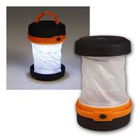 LED Campingleuchte CL-13 | faltbare Zeltlampe, Campinglicht