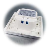 LED Beleuchtung mit integriertem LED Trafo, 230V/2,5W