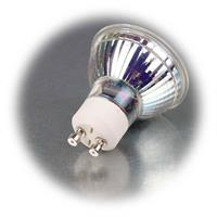 LED Energiesparlampe für 230V mit Sockel GU10 dimmbar oder nicht dimmbar