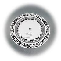 Stroboskop-Scheibe zur Messung der Laufgeschwindigkeit