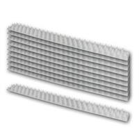 Spike strip | pack of 10 | transparent | thorn pad