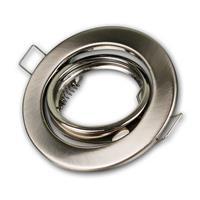 Decken-Einbaustrahler ST-88 ECO | chrom-matt | schwenkbar