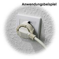 USTECK-Zwischenstekcer zur Verringrung von Elektrosmog
