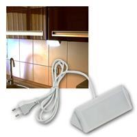 LED underfit lamp RECANTO 15 | 230V/4W | corner mounting