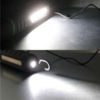 LED Stableuchte mit Arbeits- und Taschenlampen-Funktion