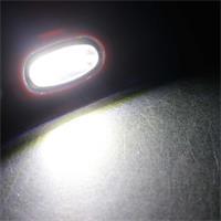 Mini-LED Taschenlampe mit Karabiner