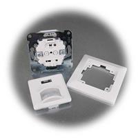 MILOS UP-Bewegungsmelder mit 7m PIR Sensor inkl. Rahmen