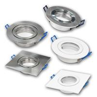 LED downlight DL | IP44 for wet areas | 5 types | 12 Volt