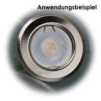 Flacher 5W LED-Leuchteinsatz in dimmbarer oder nicht dimmbarer Verision