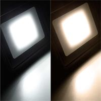 Superflacher LED-Fluter in neutralweiß oder warmweiß