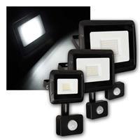 LED Fluter SUPER- SLIM | 10/30/50W | Bewegungsmelder | außen