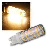LED Stiftsockel G9 | warmweiß, 6W | LED Lampe 3er Pack