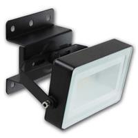LED-Fluter SlimLine CTF-SL10W, Fernbedienung, 4 Montagemöglichkeiten
