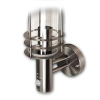 Wandleuchte Zylinder mit oder ohne PIR Bewegungsmelder