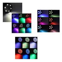Partystrahler RGB in 3 Ausführungen