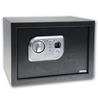 Electronical vault BIOMETRIC SAFE 25 | fingerprint sensor