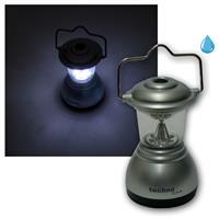 LED Laterne MINI mit 6 LEDs, spritzwassergeschützt