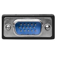 Adapterstecker DVI-I Buchse auf VGA Stecker