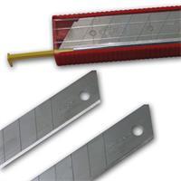 Abbrechklingen sind ideal für Teppichmesser / Cutter mit Magazin