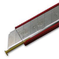 Cutterklingen mit Perforation zum leichten Abbrechen
