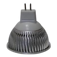 MR16 LED Energiesparlampe 50x52mm bündig abschließende Front ohne Glas Cover