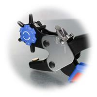 mit Öffnungsfeder, Revolver-Drehmechanismus, übersichtlicher Kennzeichnung