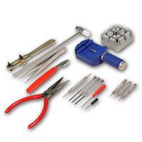 Watchmaker tools | 16pcs. horologist instruments