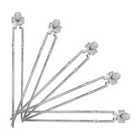 LEDs im 10er Set, 2.300-2.500mcd, 470nm, 3,5V, 20mA