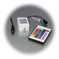 RGB-Controller mit Fernbedienung für RGB-Einbauleuchte FINE
