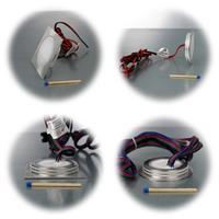 LED-Einbauleuchte Fine in 6 verschiedenen Ausführungen