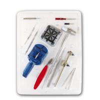 Uhrwerkzeugset 14-teilig | Uhrenwerkzeug | Uhrmacherwerkzeug