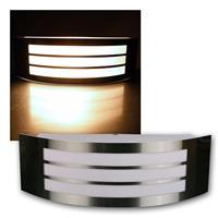 2er Set Außenwand-leuchte FAZENDA 230V/15W | Treppen-Licht