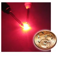 "10 SMD LEDs 0603 - red ""WTN-0603-120r"""