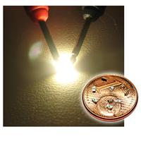"10 SMD LED 0603 warmweiß Typ ""WTN-0603-300ww"""