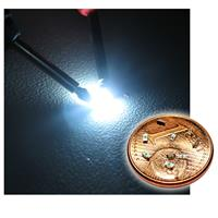 "10 SMD LEDs 0603 - white ""WTN-0603-300w"""