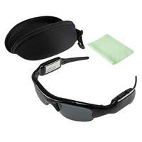 Brillenetui mit Reißverschluss, USB Kabel, 165x38mm (BxH)