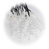 LED Lichterkette mit 2 unterschiedlich langen Strängen maximal 250mm