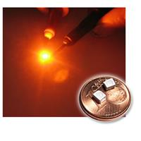 10 SMD LED PLCC-2 3528 Orange Typ WTN-PLCC2-300o