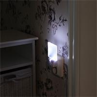 LED Nachtlicht mit Lichtsensor